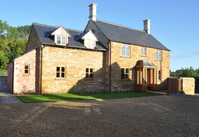 Manor - Brown and Jones - Building Contemporary Country Homes 00