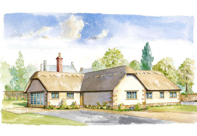 Preston Lodge - Brown and Jones - Building Contemporary Country Homes 00