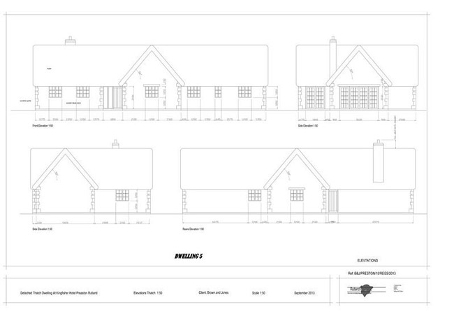 Preston Lodge - Brown and Jones - Building Contemporary Country Homes 03