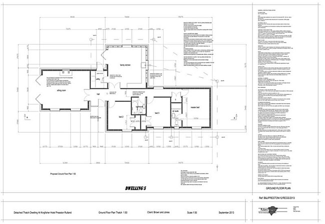 Preston Lodge - Brown and Jones - Building Contemporary Country Homes 04