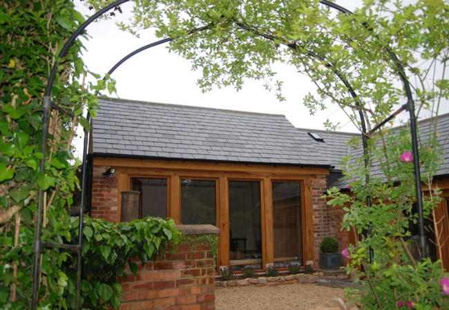 Stone Cottage - Brown and Jones - Building Contemporary Country Homes 38