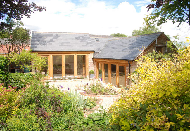 Stone Cottage - Brown and Jones - Building Contemporary Country Homes 40