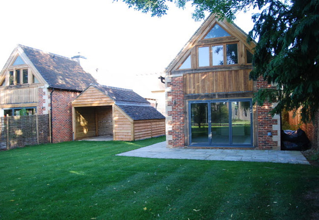 The Barn - Brown and Jones - Building Contemporary Country Homes 01