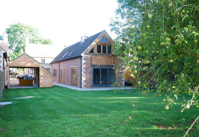 The Barn - Brown and Jones - Building Contemporary Country Homes 10