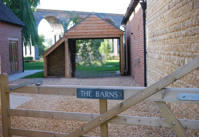 The Barn - Brown and Jones - Building Contemporary Country Homes 20