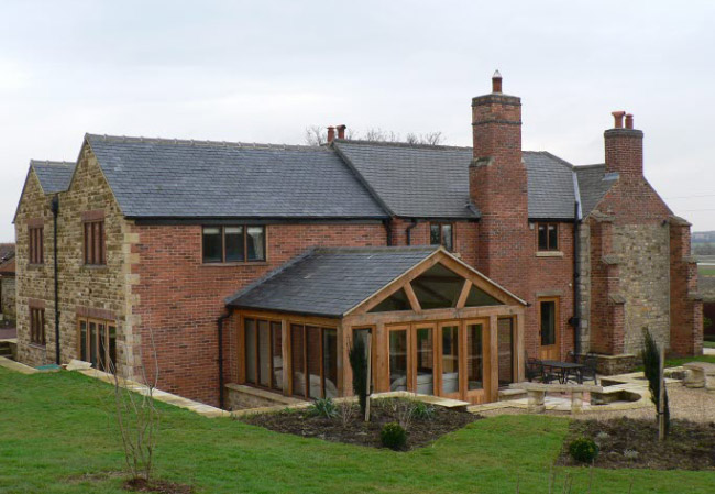 Wyfordby - Brown and Jones - Building Contemporary Country Homes 13