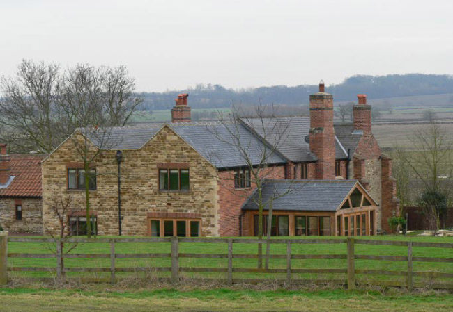 Wyfordby - Brown and Jones - Building Contemporary Country Homes 14