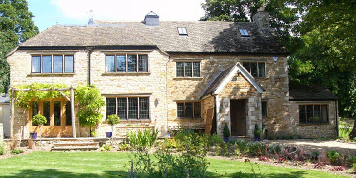 Brown and Jones Hambleton House