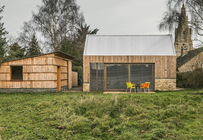 Shortlisted for RIBA East Midlands (Royal Institute of British Architects) Awards 2016
