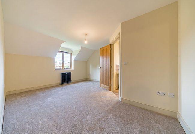 Wymondham Bedroom angle