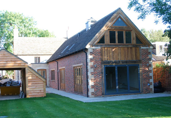 The Barn - Brown and Jones - Building Contemporary Country Homes 13