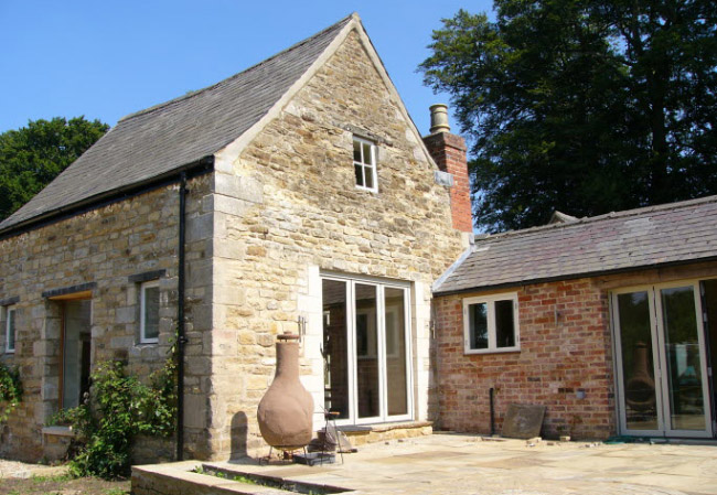 The Rectory - Brown and Jones - Building Contemporary Country Homes 01