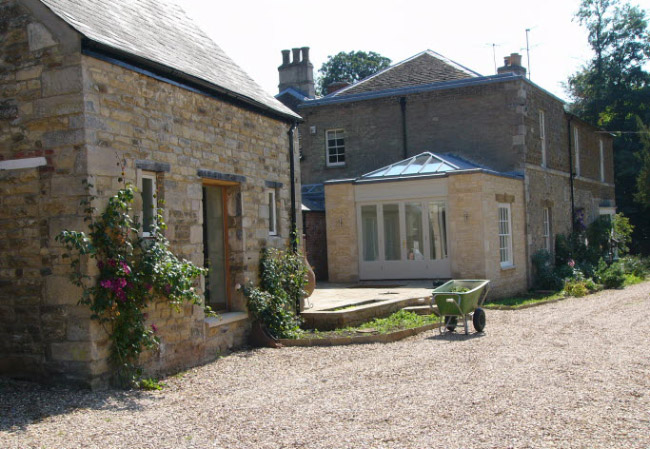 The Rectory - Brown and Jones - Building Contemporary Country Homes 06
